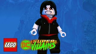 LEGO DC Super-Villains: Countdown To Halloween - Episode 11: How To Make Morbius The Living Vampire!