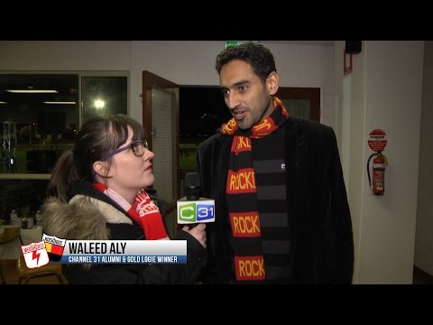 Waleed Aly Interview - 2016 Melbourne Community Cup