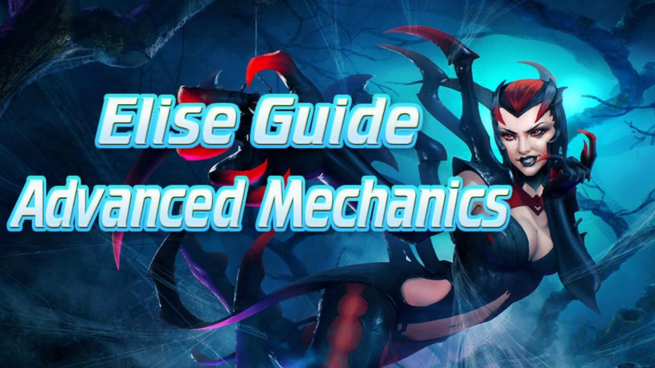 Elise Season 7 Guide: Advanced Mechanics (ROX PEANUT BEASTMODE)