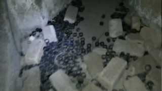 Beelitz Heilstätten in den Katakomben