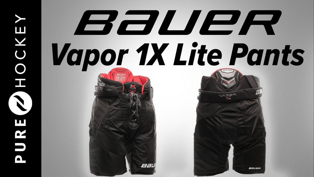 fd4a5ecb559 Bauer Vapor 1X Lite Ice Hockey Pant
