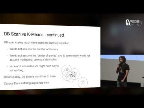 Anomaly detection in big data sets / David Gruzman
