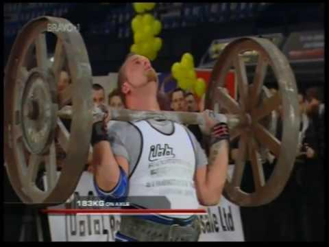 2010 World's Strongest Man