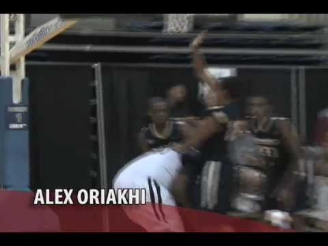 Commit of the Day: Alex Oriakhi (10/28/08)