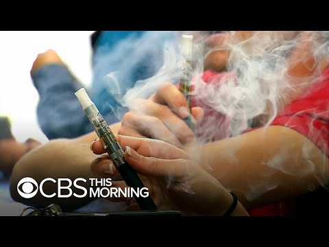 DC -  FDA Announces Ban On Flavored Vaping Products