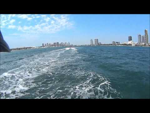 Gold Coast 600 Jet Ski Ride