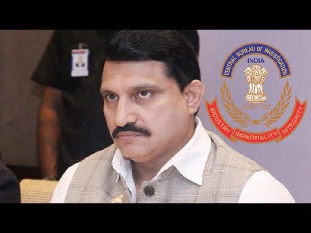 CBI Raids Yalamanchili Sujana Choudary Home