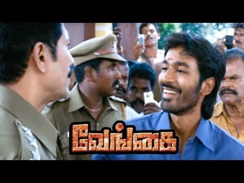 Venghai | Vengai full Movie Scenes | Dhanush mass Counter attack on Prakash Raj | Dhanush Mass Scene