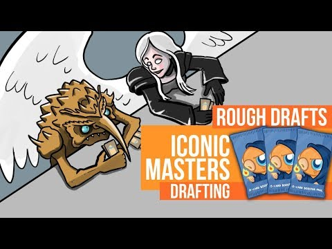 Round Drafts: Iconic Masters (Drafting)