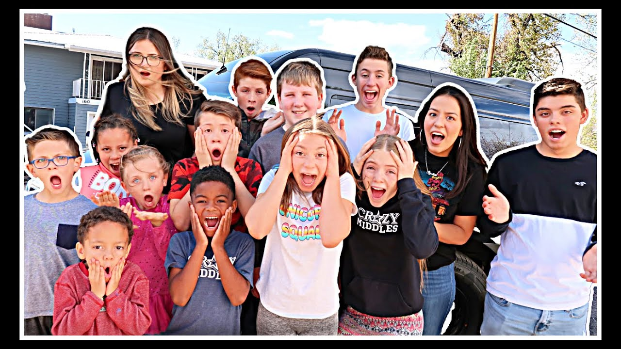 They Are So Surprised! | Biggest Present Ever! - download from YouTube for free