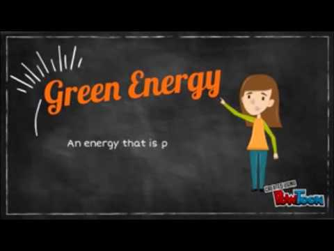 Green Computing Technology [Green Energy]