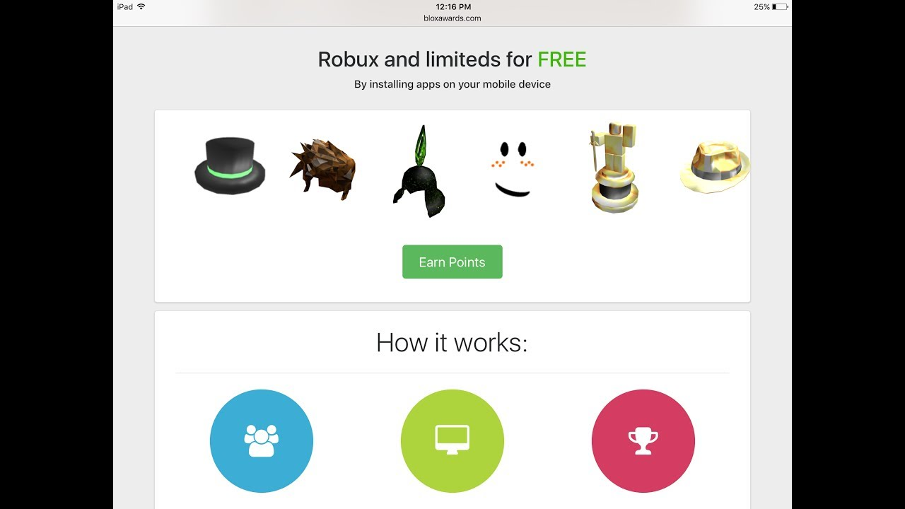 How to get free robux and limiteds in ROBLOX by doing offers! Working  2017!!! NO PC OR BC NEEDED!
