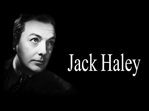 ♫  Jack Haley being adorable for 16 minutes