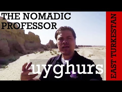 EAST TURKESTAN: Who are the Uyghurs (and where's their country?)?