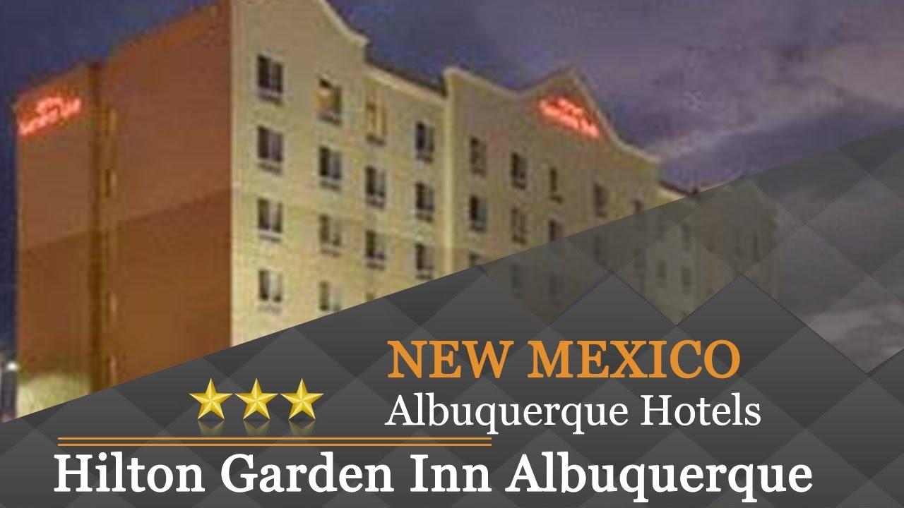 Hilton Garden Inn Albuquerque Uptown Albuquerque Hotels New