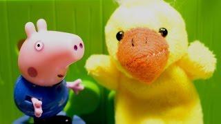 Мультфильмы для детей Свинка Пеппа. Мультик про животных. Новые видео 2016