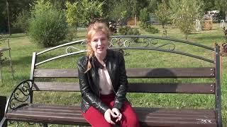 Ванесса Зайцева рассказала как прошел ее первый урок