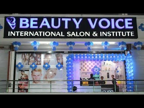 I cut my hair in Beauty voice International Salon and Institute Butibori best salon 2018