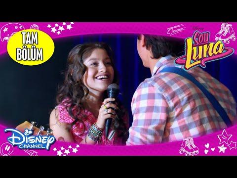 Soy Luna  1 Sezon 5 Bölüm - TAM BÖLÜM 🚀  Disney Channel Türkiye