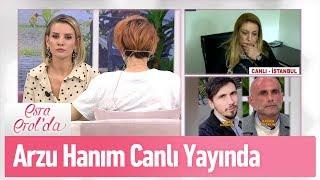 Arzu Terzioğlu canlı yayında - Esra Erol'da 11 Nisan 2019