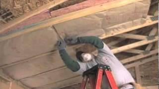 Owens Corning - Ceiling Batt Insulation