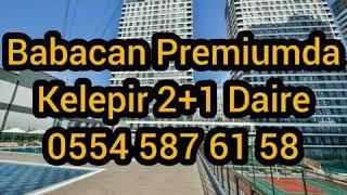 Babacan Premium' Da Satılık 2+1 Daire 05545876157