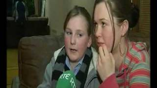 RTE News Report on ITM Youth Event December 2008