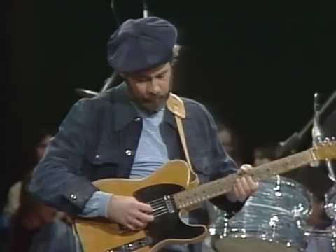 ROY BUCHANAN - THE MESSIAH WILL COME AGAIN(LIVE 1976)