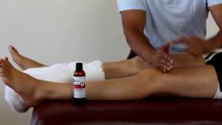Knee Pain Quadriceps Tendonitis Treatment Massage | Manu Kalia | Video 59 | TridoshaWellness