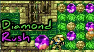 Download Diamond Rush Java Game Gameplay On Android With