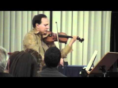 Beethoven, Kreutzer sonata-Presto. Francesco Manara, Pietro Laera