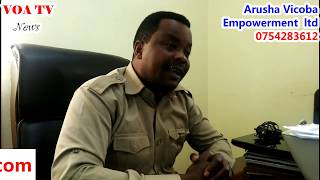 BREAKING; Lema amvaa Mwigulu