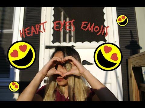 STOP USING HEART EYES EMOJIS