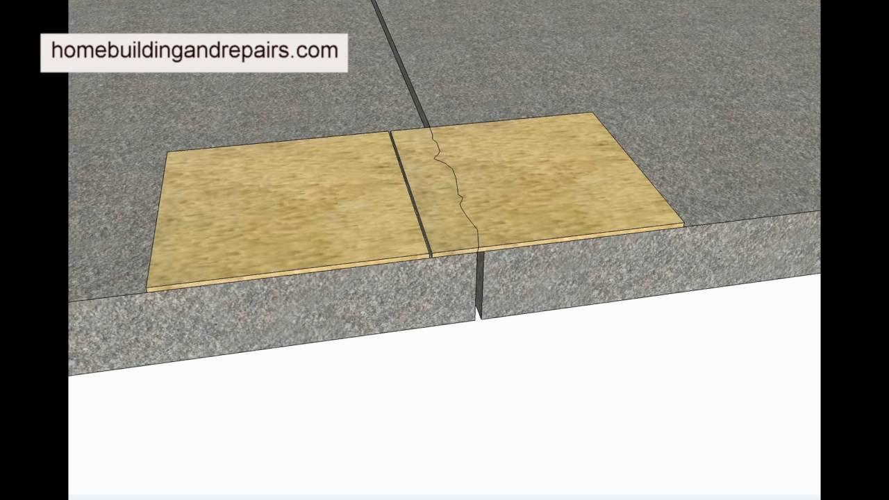 Cracks In Concrete And Control Joints Can Create Problems