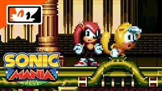 (Spoilers) Sonic Mania Plus New Footage & First Look at New Reviews! thumbnail