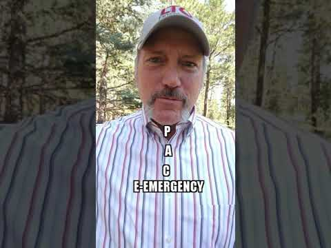PACE. P-A-C-Emergency