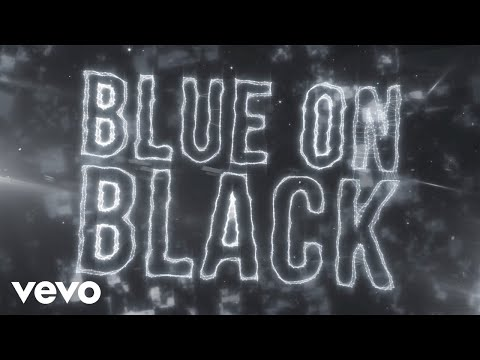Five Finger Death Punch - Blue on Black (Lyric Video)