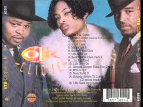 OTR Clique- Back of the club