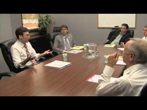 Editorial Board interviews state AG Bob Ferguson