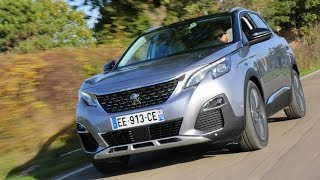 Essai : Nouvelle Peugeot 3008 & 3008 GT | Planete-gt.com