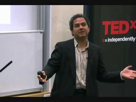 TEDxGalway -  Lokesh Joshi - Glycoscience, the sweet and sticky language of biology