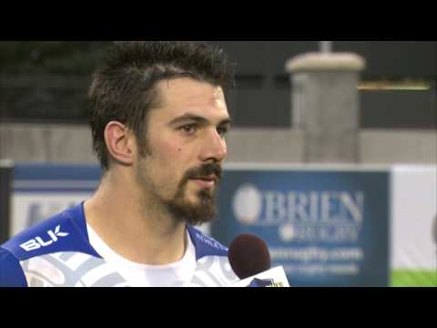 Glendale Raptors Player of the Match - Brian Wanless