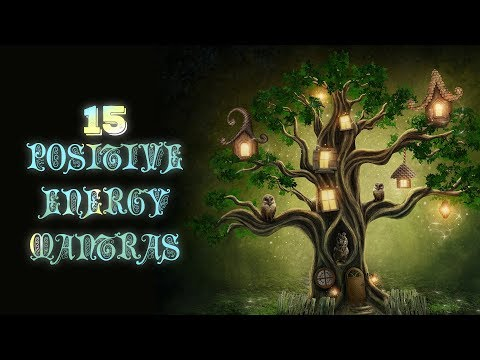 EVENING MANTRAS for POSITIVE ENERGY & Stress Relief ॐ Meditative Mind Mantras