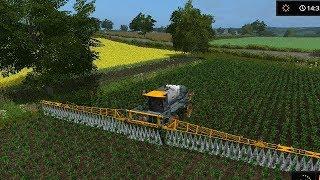 Farming simulator 17 - Blickling timelapse ep#47