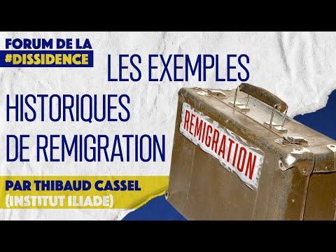 🚢 « Les exemples historiques de remigration » par Thibaud Cassel, essayiste, Institut Iliade