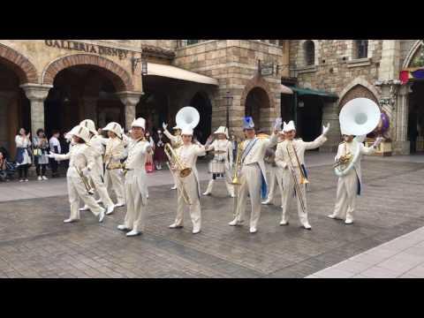Tokyo DisneySea Maritime Band - Tokyo DisneySea - Mediterranean Harbor