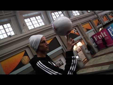 Stadium Freestylers Take Over Stockholm