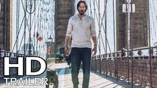 John Wick: Chapter 4 2021 Trailer - Keanu Reeves Concept Movie Hd