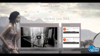 Download Singer Wix Website Template by  Big mama HTML-TM