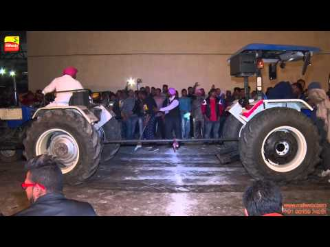 DHALIWAL KADIAN (Jalandhar) TRACTOR TOW-CHAIN | TOCHAN |  Competition || HD ||